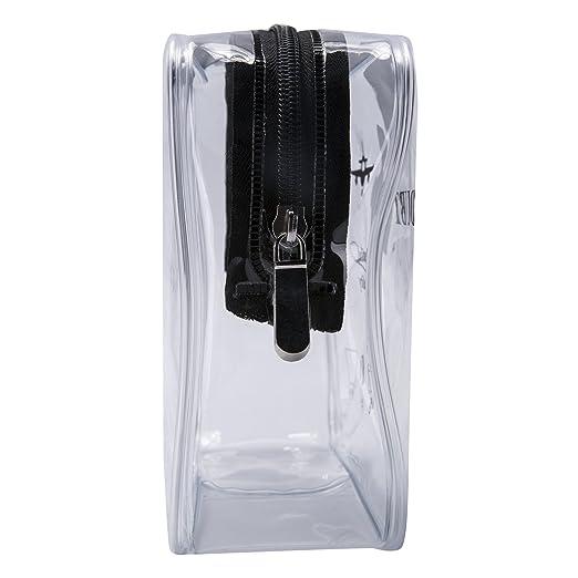 Amazon.com: TSA Aprobado bolsas de bolsa de aseo | Tamaño de ...