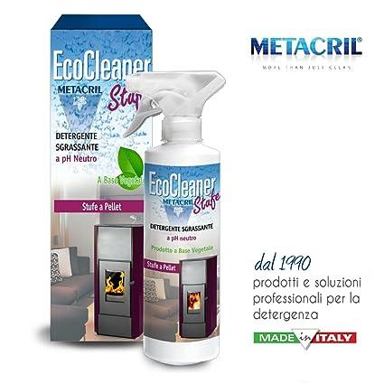 Limpiador y Desengrasante PH neutro a base vegetal para chimeneas y estufas de pellets – ecocleaner