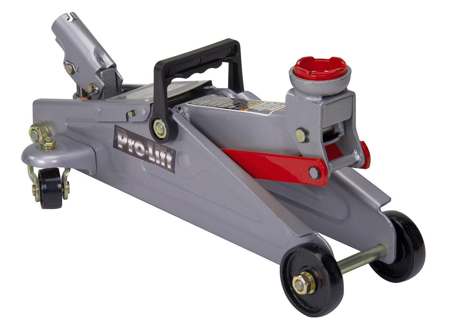 Pro-LifT F-2330BMC Grey Floor Jack and Stand Combo by Pro-LifT (Image #2)