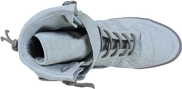Adidas Forum Hi Moc Hombre US 11 Gris Zapatillas: Amazon.es ...