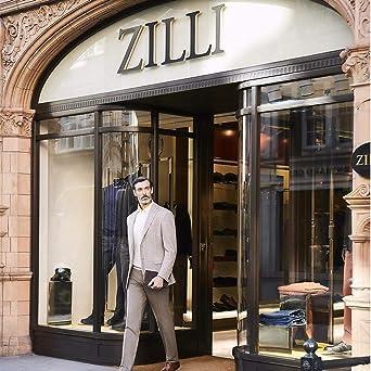 Amazon.com: Zilli ZI65003-59-14 - Gafas de lujo con piel de ...
