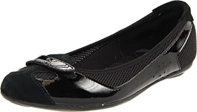 Puma Women's Zandy Casual Shoe,Black Patent,5.5 ...