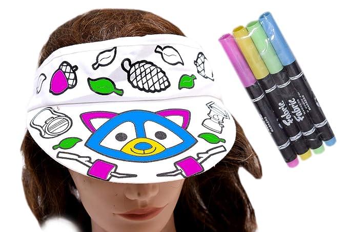Celebrations - Colourable Cap with Color Pen - Mouse
