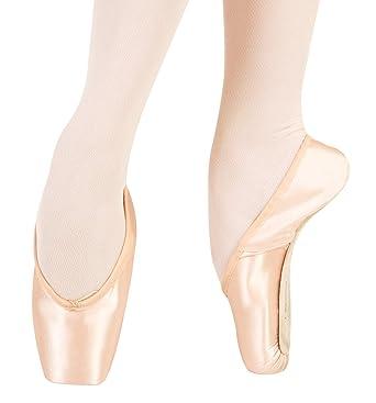 Adult  Classic Professional  Medium Pointe Shoes SBTCP   B004BFEI8U