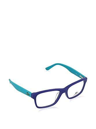 70a66226d1 Eyeglasses LACOSTE L 3612 424 BLUE at Amazon Men s Clothing store