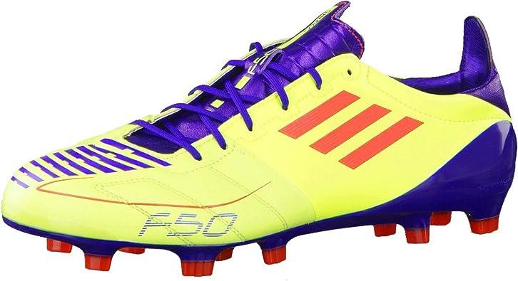 adidas f50 jaune fluo