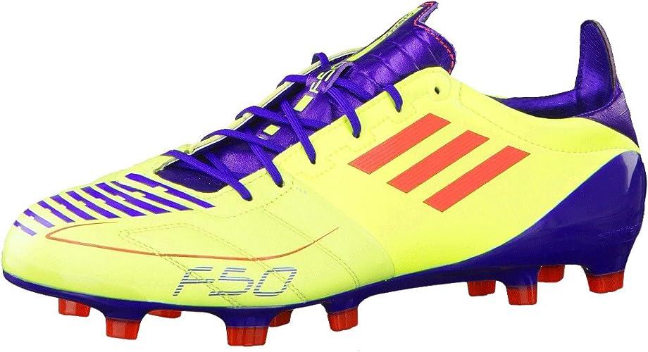 adidas f50 orange jaune