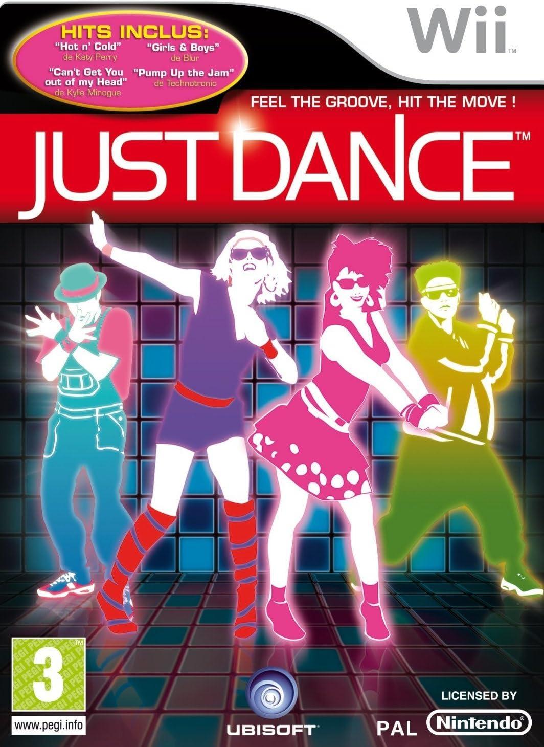 Just Dance 1: Amazon.es: Videojuegos