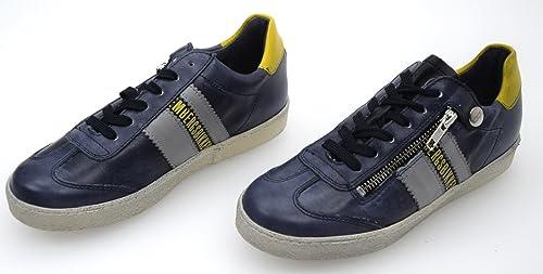 b485e5c5 Bikkembergs Zapatillas Deportivas Para Niño Art. BKJ103308 36 Blu E Giallo:  Amazon.es: Zapatos y complementos