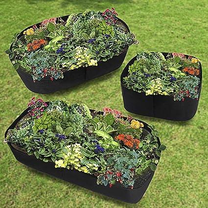 Amazon.com: Xucus - Bolsas de cultivo para jardín, uso en ...
