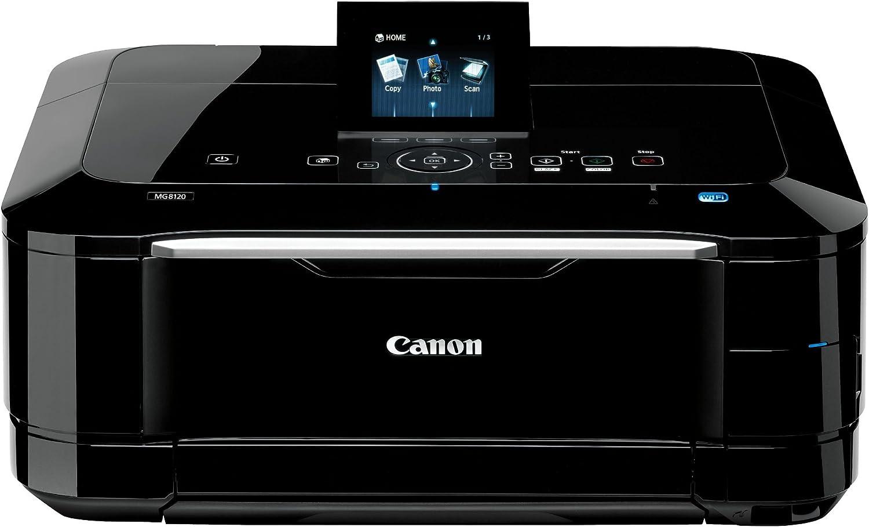 Amazon.com: Canon PIXMA MG8120 Wireless Inkjet Photo All-In ...
