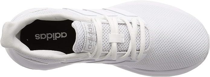 adidas Runfalcon, Running Shoe Mujer-Zapatillas de Deporte, Blanco ...