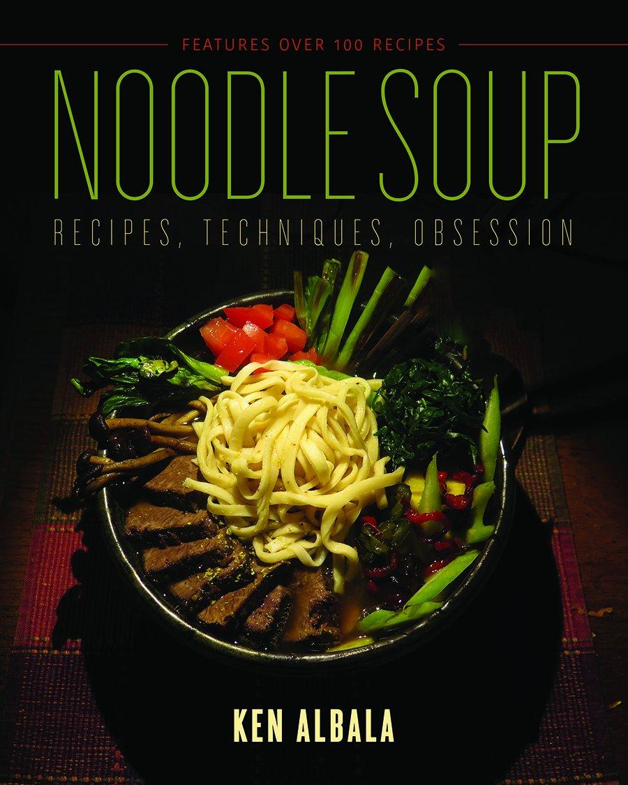 Noodle Soup book cover