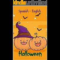 Halloween: Bilingual Spanish-English Picture Dictionary (English Edition)