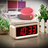 ChaoRong Small Wall/Shelf/Desk Digital Clock with