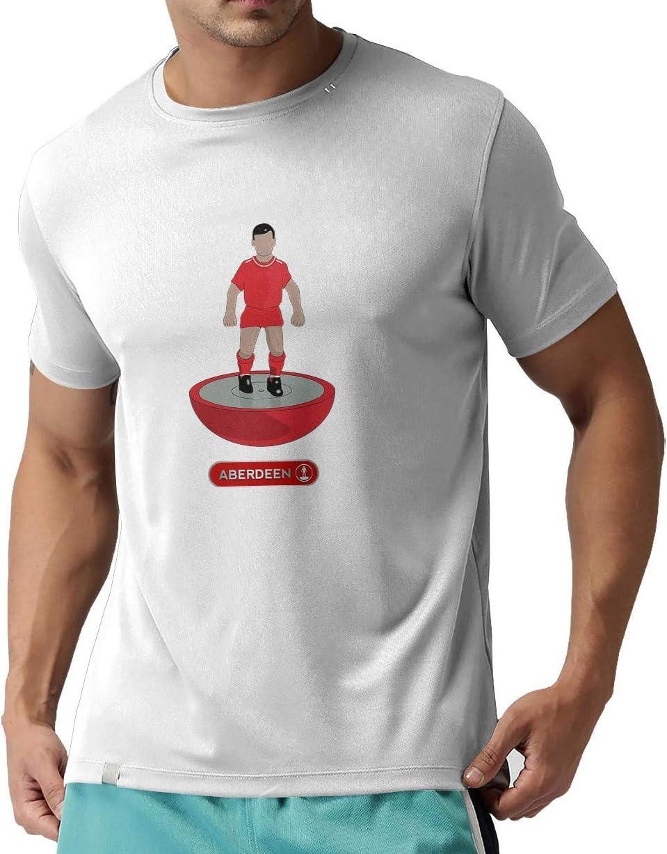 Age 7-8 Aberdeen FC Novelty Football T Shirt,