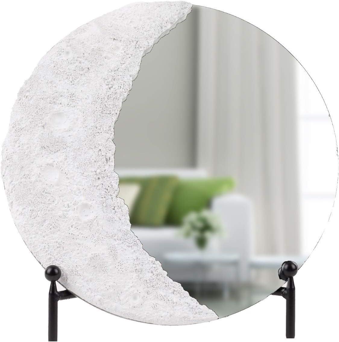 Lunar Moon Mirror Decor - 14