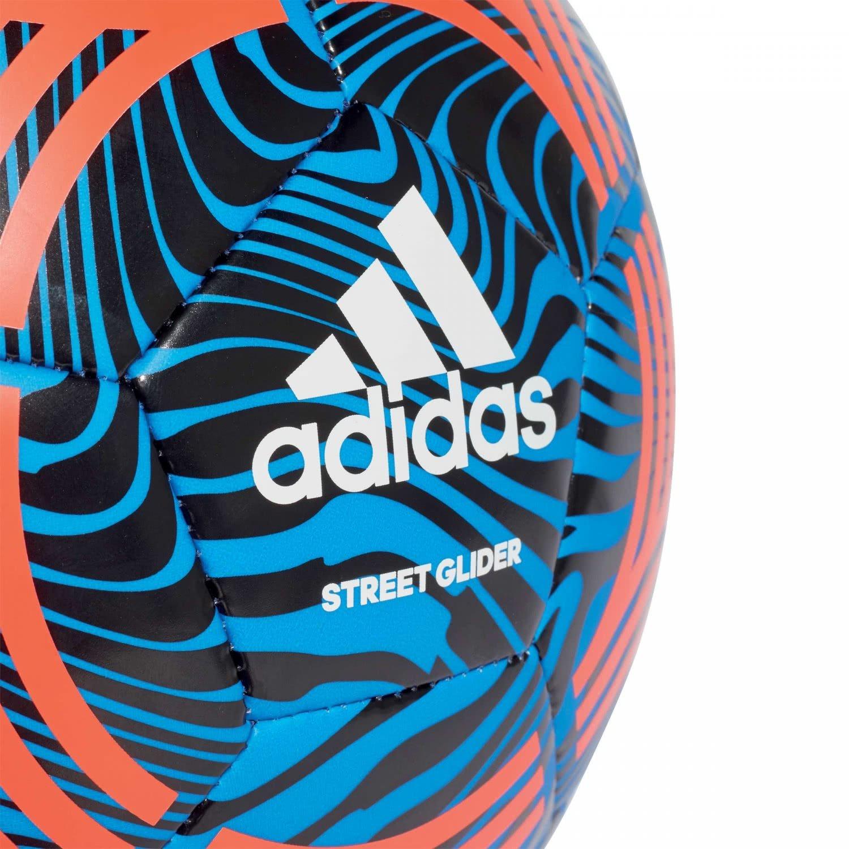 low priced dd34b 72eb1 adidas Herren Tango Street Glider Fußball BlueSolar RedWhite 5 ADIEY adidas CW4120