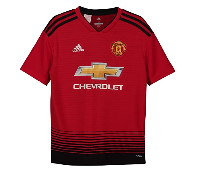 new product 37b4c db374 Amazon.com: Manchester United FC Official Soccer Gift Boys ...