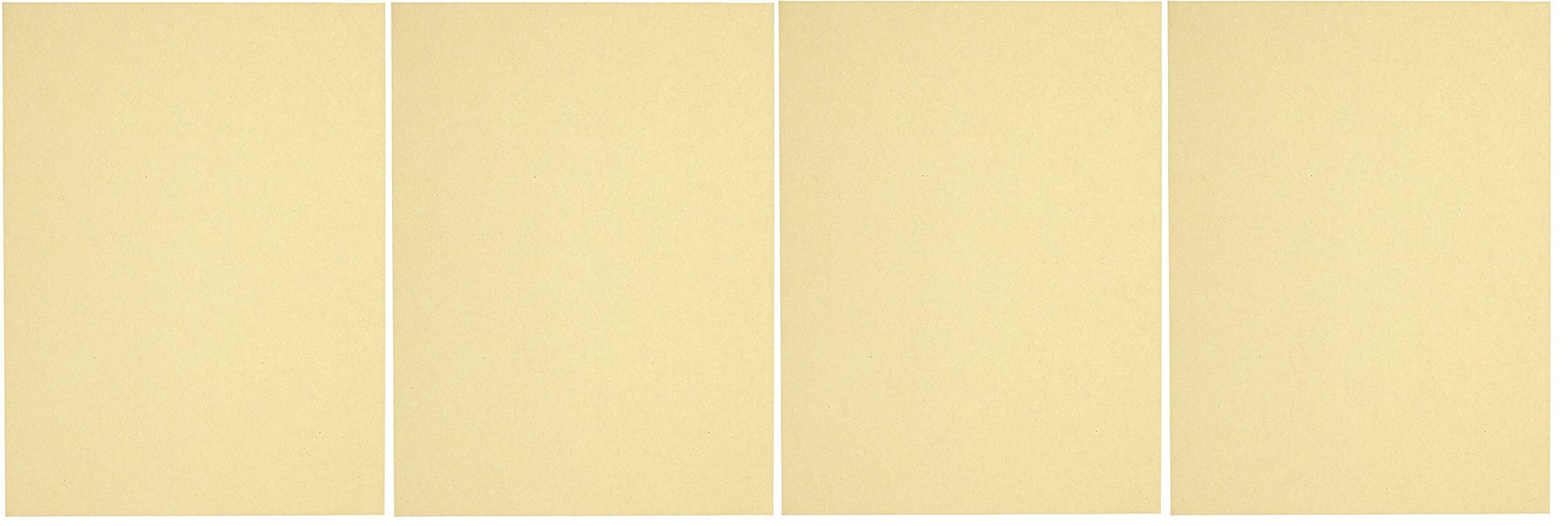 Sax Multi-Purpose Drawing Paper, 56 lbs, 9 x 12 Inches, Manila Cream, Pack of 500 (4-Pack) by Sax
