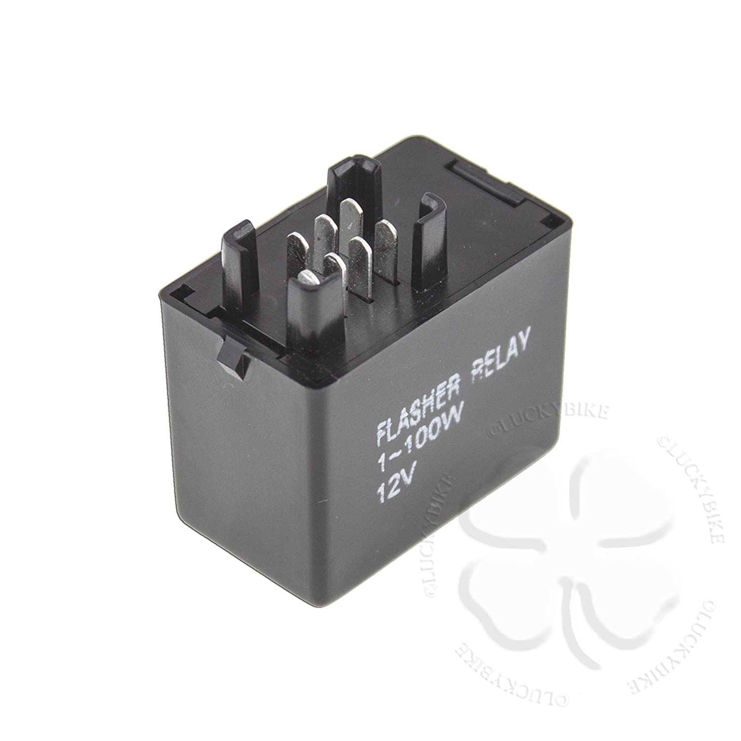 71k7IBniLLL._SL1500_ amazon com lighting flash controller suzuki relay turn House Fuse Box Location at alyssarenee.co