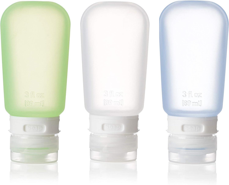 Humangear GoToob 3-Pack Travel Bottle