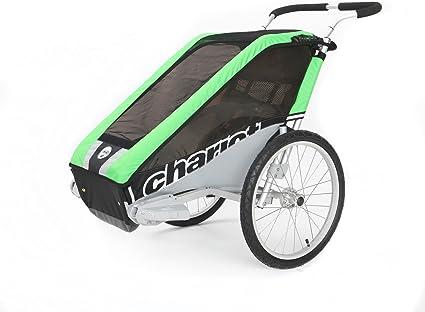 Chariot Cts Cheetah 1 Grun Amazon De Sport Freizeit