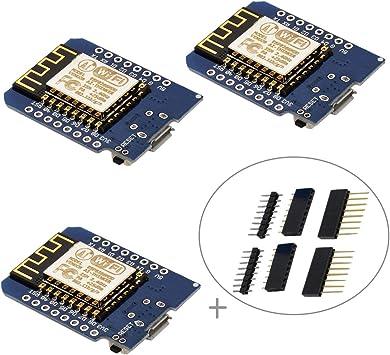ESP8266 NodeMCU LUA WeMos D1 R3 Development Board NodeMCU WiFi ESP-12F