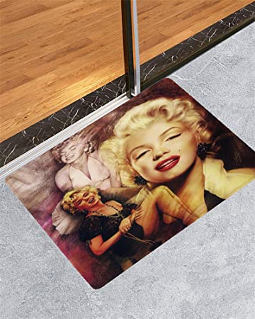 Review Jameswish 3D Marilyn Monroe