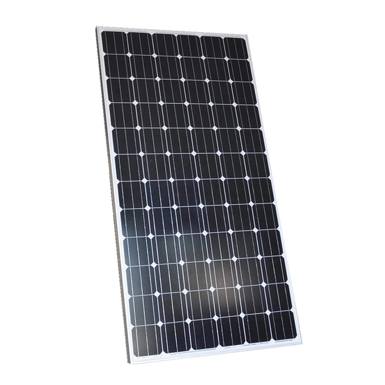WccSolar Panel Solar de Alto Rendimiento de 330W Fotovoltaico Monocrystalline 72celulas para instalacion de 24v: Amazon.es: Electrónica