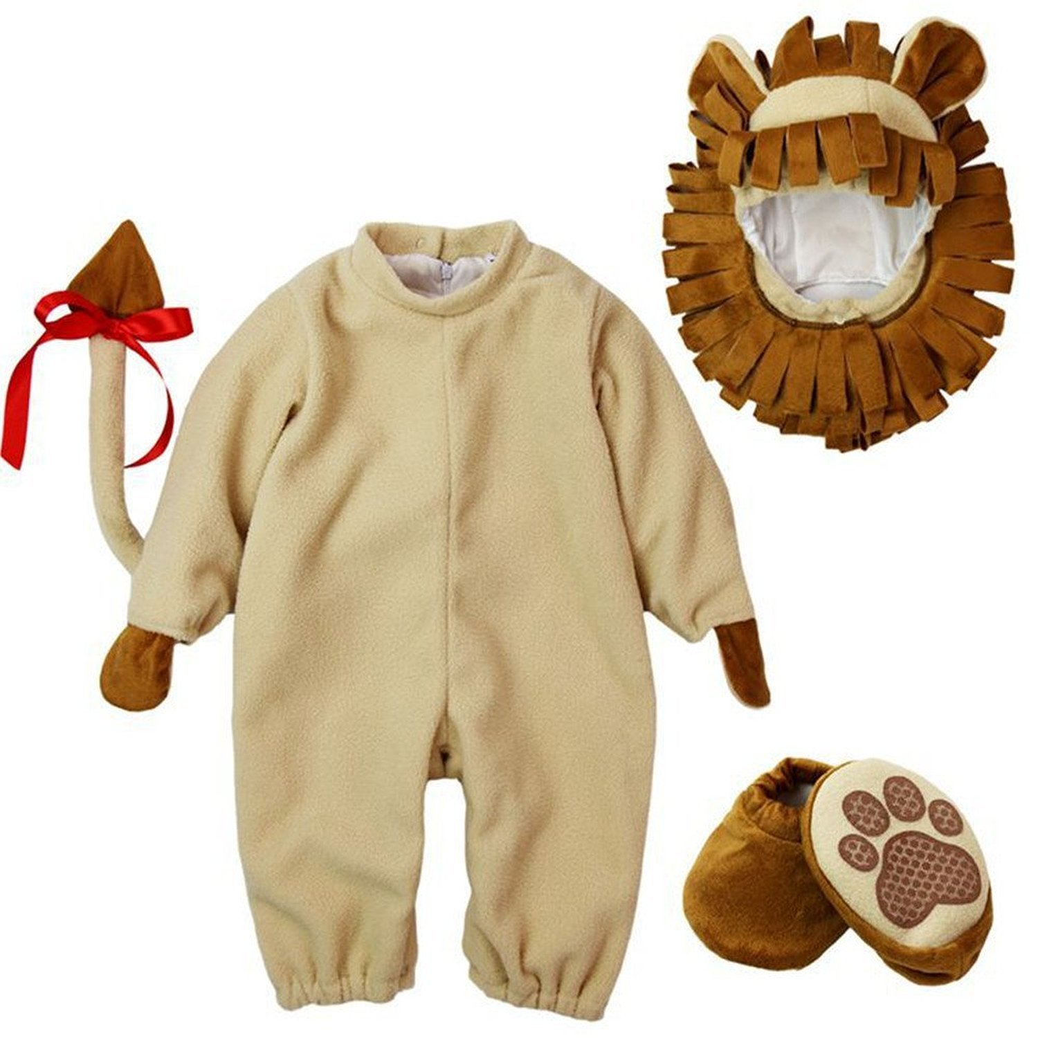 Zhiban Baby Boys Kangaroo Costume Cosplay Suits for Infant Girls Onesie