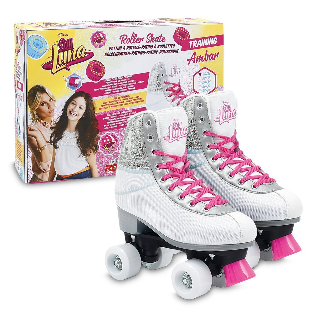 Ámbar Roller Skates / Soy Luna (32-33) by Ámbar Roller Skates / Soy Luna