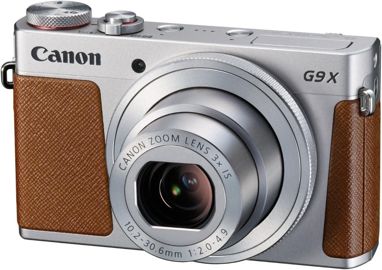 Canon PowerShot G9 X - Cámara de Bolsillo de 20.2 MP (Pantalla de 3