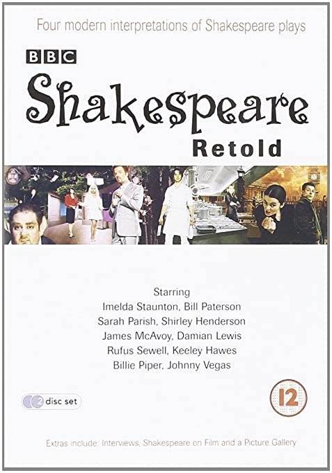 Shakespeare retold taming of the shrew script writing