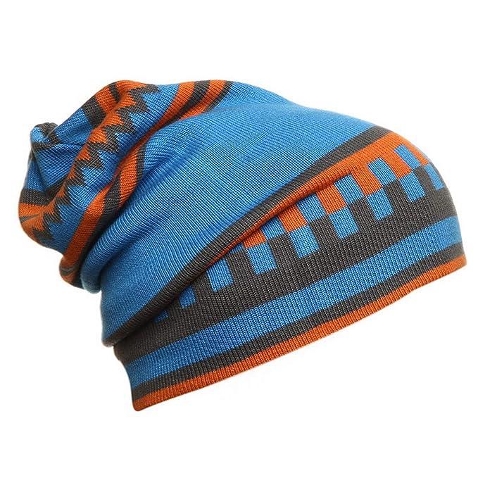 2018 Winter Hats Men Wire Wap Skiing Hat Warm Winter Knitted Beanie Hats  Men Women Caps Fleece Hat Gorros De Lana 20b4cbac1fba