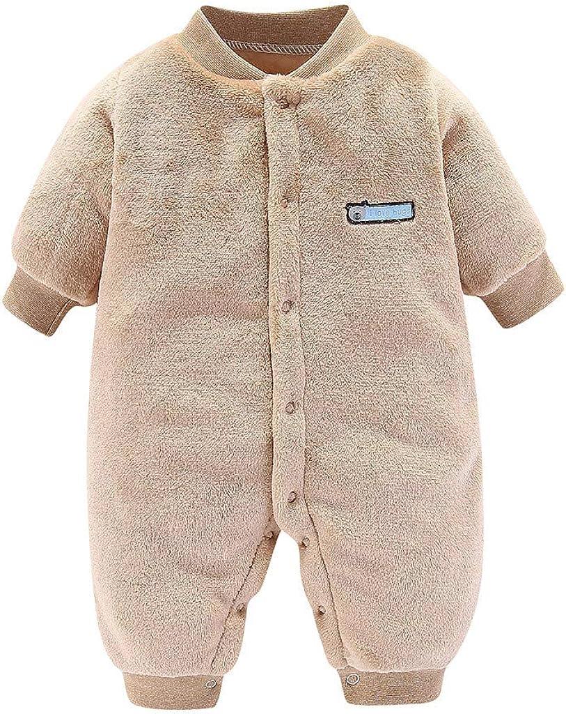 LEXUPE Neugeborenes Baby Boy Cartoon Dinosaurier Strampler Overall Spielanzug Outfits
