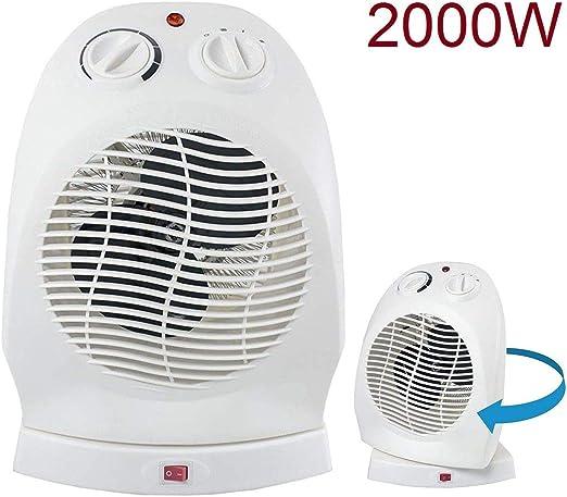 AVANT Calefactor de Aire radiador Estufa oscilante Giratorio 2000w ...
