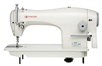 SINGER 191D-30 Complete Industrial Commercial-Grade Straight-Stitch Sewing Machine