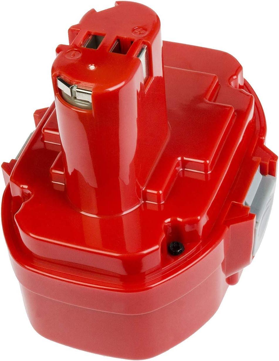 GC/® 1.5Ah 18V Ni-MH Celdas Bater/ía para Makita 8391D de Herramienta El/éctrica
