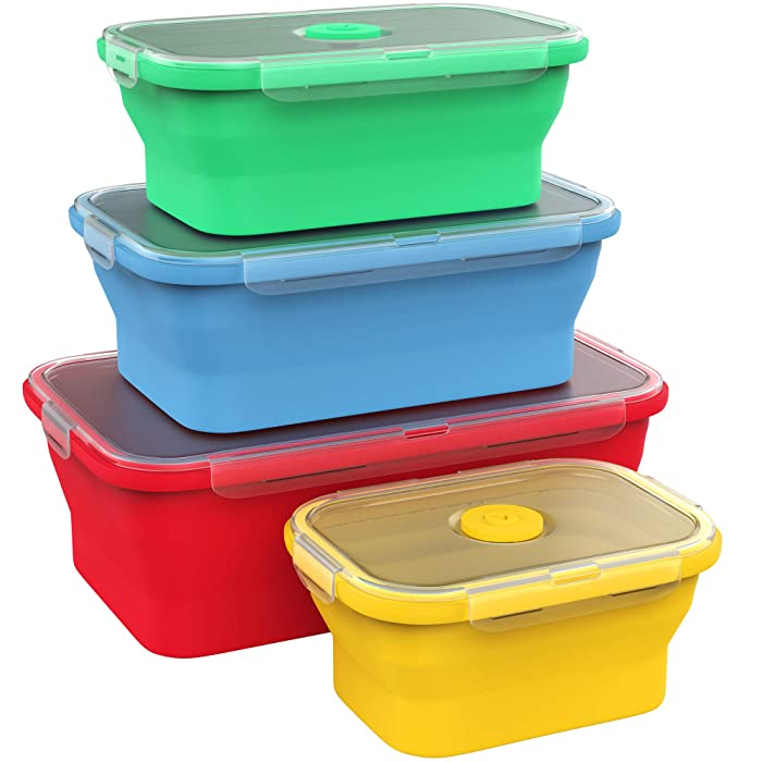 Top 10 Collapset Food Storage Containers