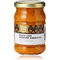 Marchio Amazon - Wickedly Prime Pesto con Verdure Arrostite (6x190g)