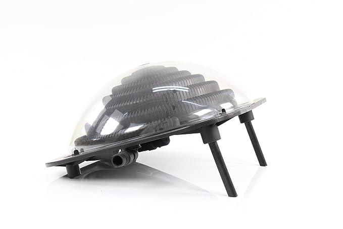 Steinbach 49100 - Captador solar calentador ecológico para piscinas: Amazon.es: Jardín
