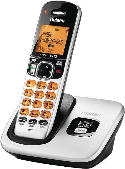 Amazon.com: Uniden dcx170 microteléfono adicional/Cargador ...