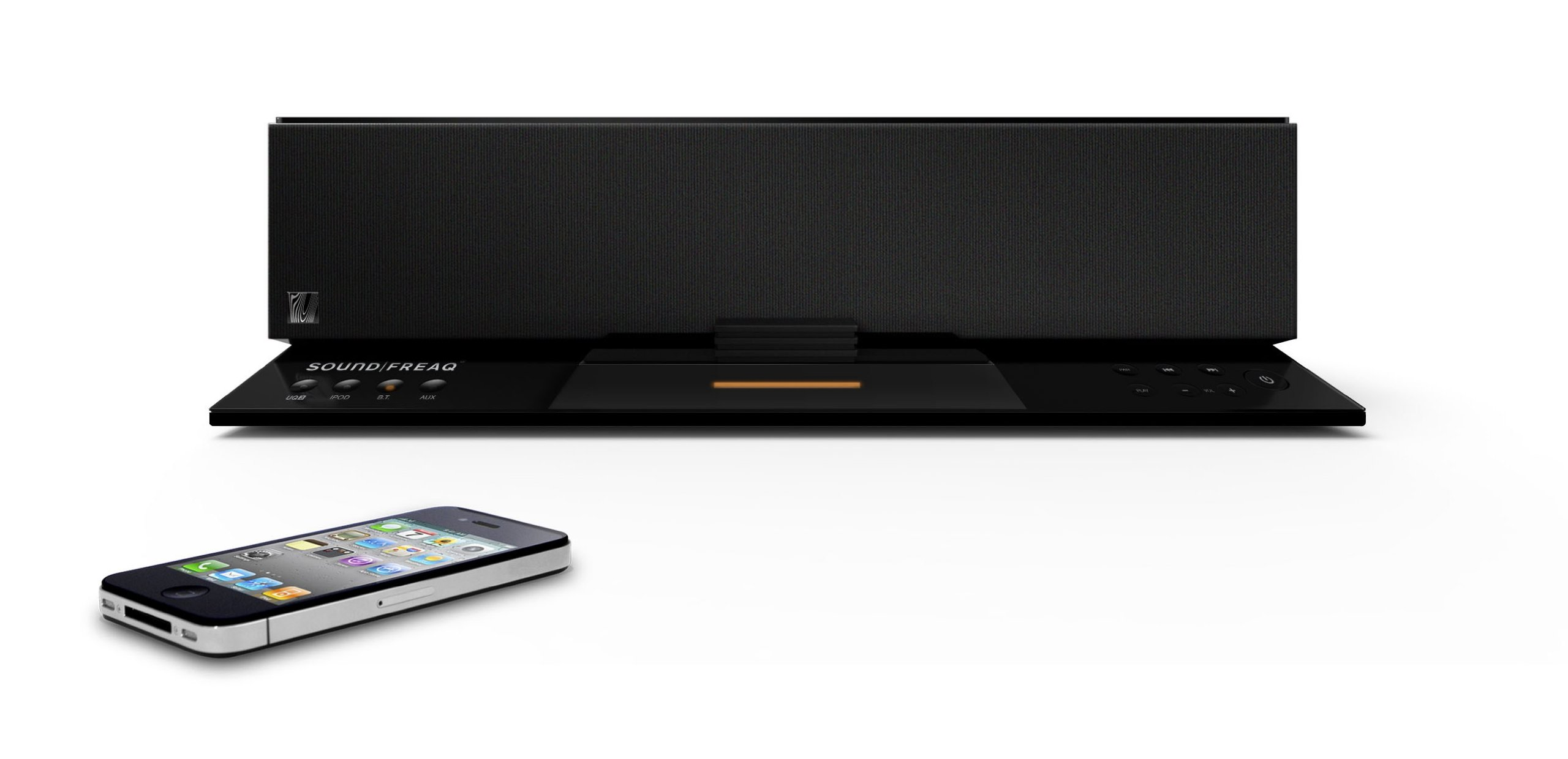 Soundfreaq SFQ-02 Sound Step Bluetooth Wireless Audio System