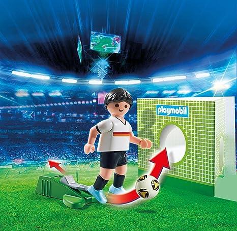 Playmobil - Futbolista Alemania (68930)  Amazon.es  Juguetes y juegos 734ded2ebca