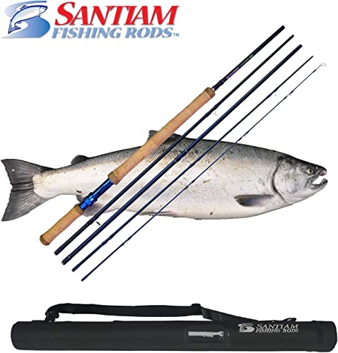 Santiam Fishing Rods 5-Piece 11 2 8 9 wt Travel Switch Rod