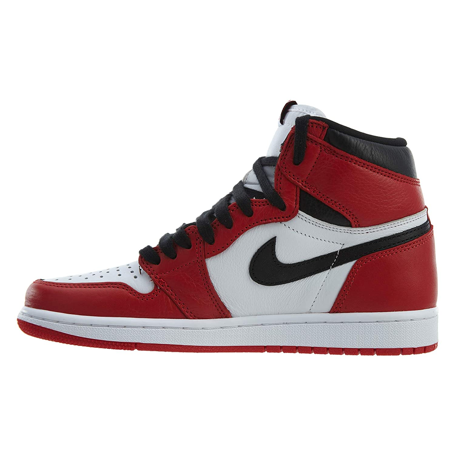 aa7c0365914e0 AIR Jordan 1 Retro HIGH OG NRG 'Igloo' - 861428-100: Amazon.co.uk: Shoes &  Bags