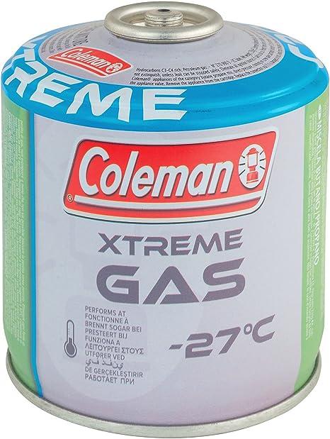 Coleman Xtreme - Cartucho de Gas de Válvula