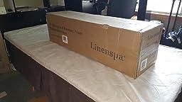 Amazon Com Linenspa 8 Quot Memory Foam And Innerspring Hybrid