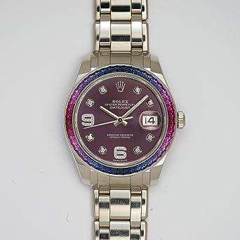 timeless design a5a0e af4ac Amazon | [ロレックス] ROLEX 腕時計 パールマスター39 ...